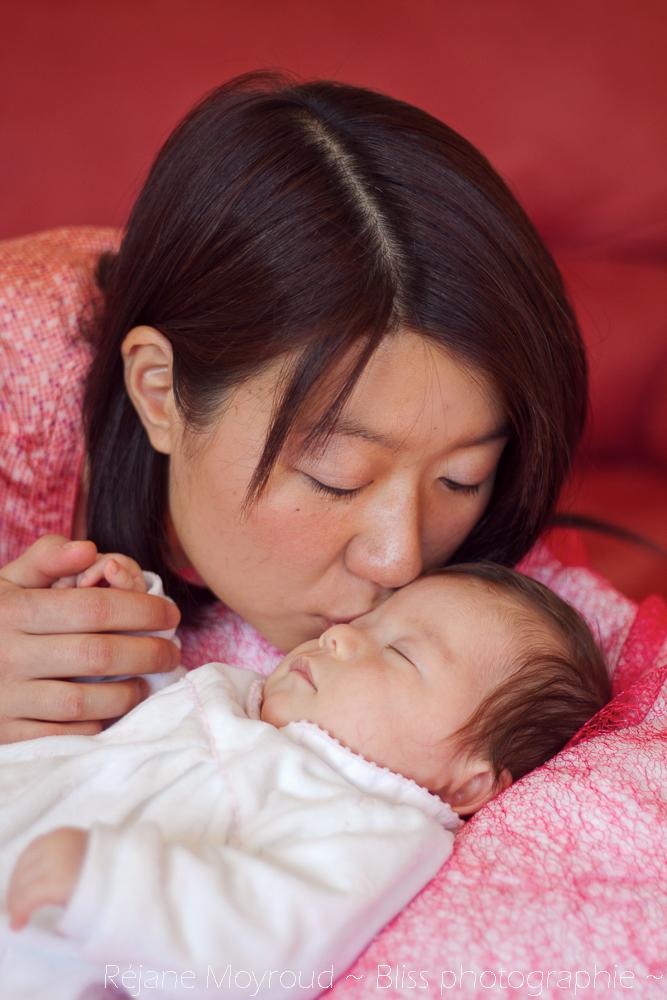photographe maternité maman bébé nourrisson Montpellier gard Herault Lunel Nimes grossesse maman enfant accouchement naturel Réjane Moyroud Bliss photographie-67